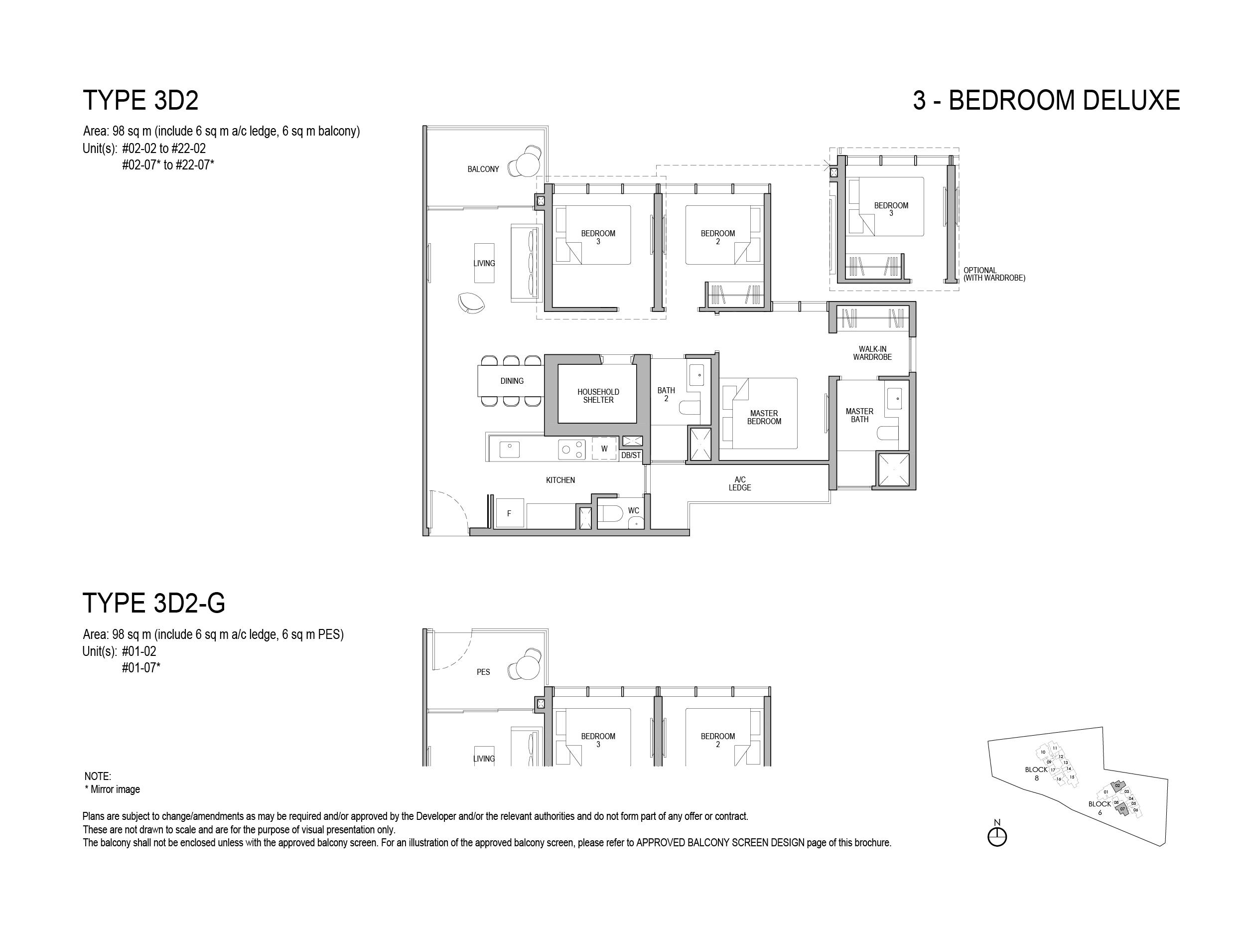 KoparAtNewton_3-Bedroom Deluxe_Type3D2-G.jpg